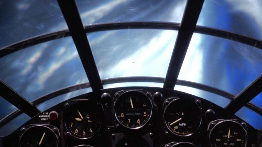 """Kadr z filmu Philipa Kaufmana """"Pierwszy krok w kosmos"""""""